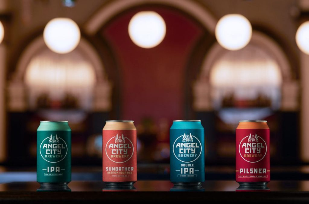 Angel City Brewery Taps Artist Shepard Fairey's Agency for Rebrand