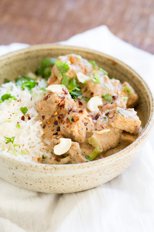 Vegan Korma Recipe Instant Pot – Stove top option