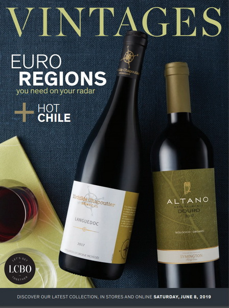 Best LCBO Wine Reviews: Vintages Ratings June 8