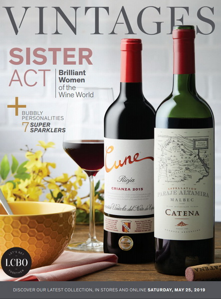 Best LCBO Wine Reviews: Vintages Ratings May 25