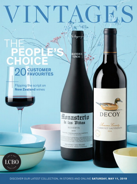 Best LCBO Wine Reviews: Vintages Ratings May 11