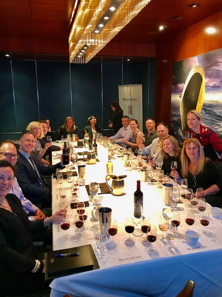 Mouton Cadet Wine Tasting: A Storied Past with an Innovative Future