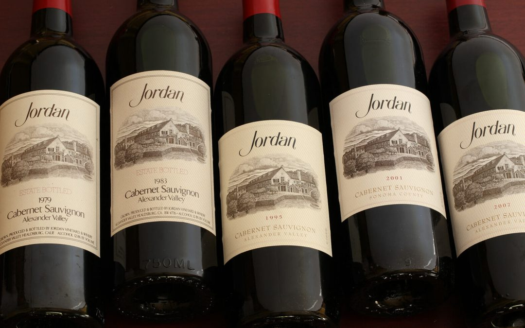 Wine Vintage Chart: A When to Drink Jordan Cabernet Sauvignon Aging Guide