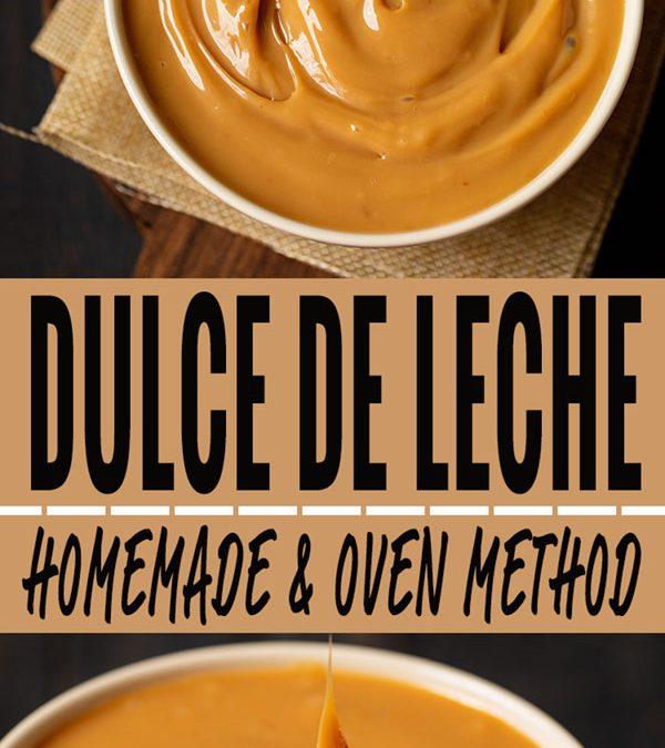 dulce de leche – how to make dulce de leche | dulce de leche recipe