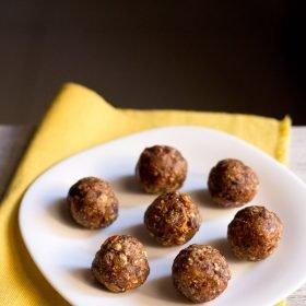 Dry Fruits Laddu (Easy Energy Balls)