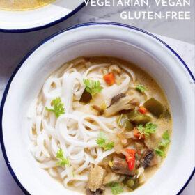 Tom Kha Soup (Thai Coconut Soup)