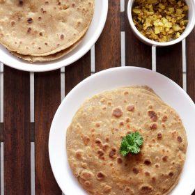 Mooli Paratha (Radish Stuffed Flatbread)